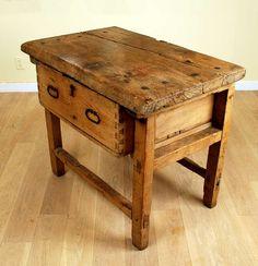 Colonial escritorio colonial arts furniture i love for Muebles sabino