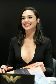Gal Gadot at an event for Wonder Woman (2017)