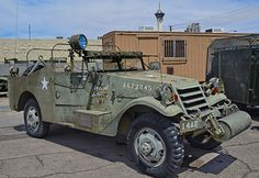 """M3A1  White scout car """"Special Delivery"""" A672845 Battlefield Vegas"""