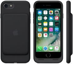 #Apple #iPhone7 Smart Battery Case MN002ZM/A, Black Price: 359 AED #onlinedealsuae #قانون_الغياب_HCT #mydubai