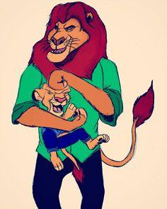 What if (Lion King)  #draw #drawing #thelionking #lionking #furry #furryart #zootopia