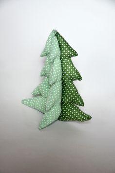 Coussin sapin décoratif vert : Textiles et tapis par pretty-bazar
