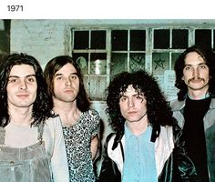 Mickey-Bill-Marc-Mickey and Steve Marc Bolan, Glam Rock, T Rex, Projects