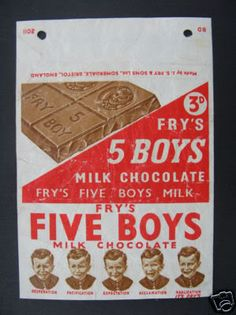 Sweet wrappers over the years - Page 22