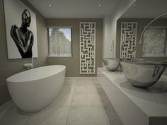 Afbeeldingsresultaat voor badkamer chique