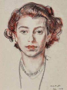 dame laura knight works | Elisabeth II - Dame Laura Knight 1877 - 1970 -