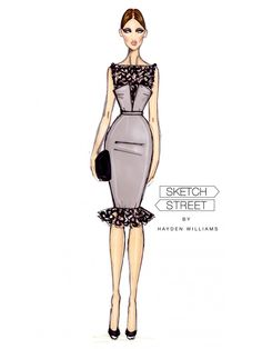 #Hayden Williams for Sketch Street by Hayden Williams | Sketch Street