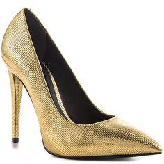 d10ca8af5a9a Aldo Forquer U - Gold Gold Heels