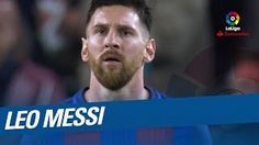 Lionel Messi  Best Goals and Skills LaLiga Santander 2016/2017