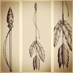 arrow tattoo san diego