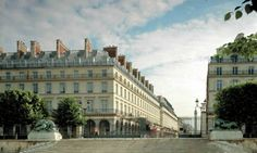 Westin Paris Vendôme: Overlooking Tuileries Gardens and The Louvre | Milepro.com