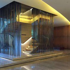 #eastbeijing Stair Handrail, Stairs, Bathtub, Curtains, Room, Furniture, Instagram, Home Decor, Standing Bath