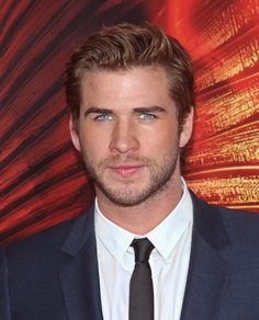 Pin for Later: These 26 Hot Liam Hemsworth Pictures Are Reason to Celebrate Actors Male, Hot Actors, Actors & Actresses, Liam Hemsworth And Miley, Chris Hemsworth, Liam Hemsworth Hunger Games, Hottest Male Celebrities, Cute Celebrities, Hemsworth Brothers