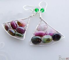 laobiect.ro ~ silver wired stones ~