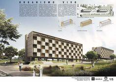 Veja a seguir os premiados e menções do Concurso Nacional de Arquitetura…
