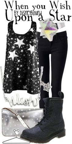 """Disney Bound - """"When You Wish Upon A Star"""""""