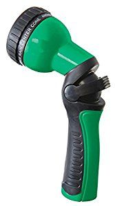 Dramm 14504 Revolution 9-Pattern Spray Gun, Green