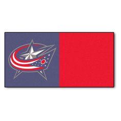 Fanmats NHL 18 x 18 in. Carpet Tiles - 10682