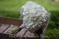 Hydrangea Wedding Bouquets | marquee wedding flowers Archives - Passion for Flowers ~ Blog