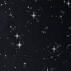 Black Stardust Corrugated Paper