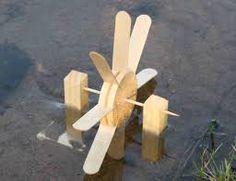 Bildergebnis für wasserrad bauen mit kindern