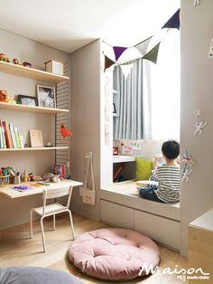 Kids room #MasionKorea #apartment #interior