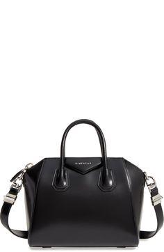 Free shipping and returns on Givenchy  Small Antigona  Sugar Leather  Satchel at Nordstrom. 61b67b471e802