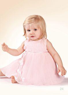 Delicate tulle plissé dress #babygraziella #ss14 www.babygraziella...