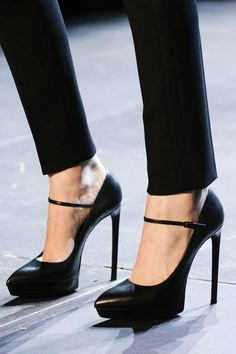 All heels report to my closet immediately!