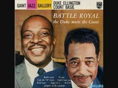 Duke Ellington & Count Basie - Jumpin' at the Woodside. Roaring Twenties, The Twenties, 1920s Jazz, Count Basie, Duke Ellington, Battle Royal, Jazz Age, Revolution, Shit Happens