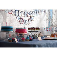 Cinderella Birthday party.