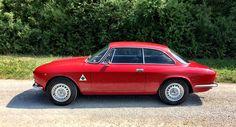 Alfa Romeo GT 1600 Junior (1972)