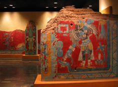 Olmeca-Xicalana_murals_from_Cacaxtla.jpg (2231×1650)
