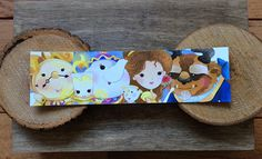 Bookmarks, Sunglasses Case, Trending Outfits, Unique Jewelry, Disney, Handmade Gifts, Character, Color, Etsy
