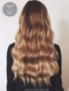 5 WAYS TO WAND WAVES | the beauty department | Bloglovin'