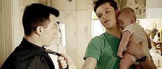 Ian and Mickey