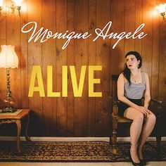 On the spirited release of #Alive Monique Angele exhibits some great showmanship, giving you a preview of what a live concert could be. #TCCReview #TCCMusic