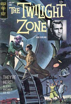 The Twilight Zone Comic #26 Publisher: Gold Key Comics Date: July 1968