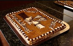 Security Check Required Wedding Cookie Cake