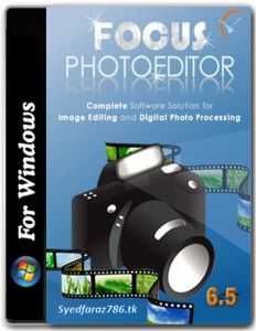 Focus Photoeditor 6.5 Serial With keygen Free Download Full Version