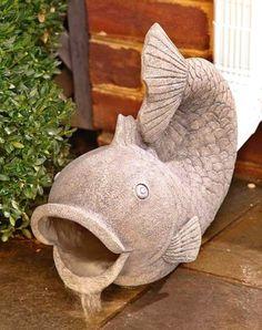 sea by the shore theme home decor | Sea and Shore Animal Garden Statues for Decor, Fun & Function