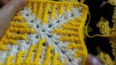 Como fazer ponto falso vagonite em crochê