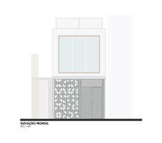 Gallery of CA House / SuperLimão Studio - 23