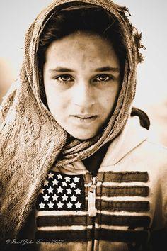 "Photo ""Afghan Girl"" by pj Tavera Photography"