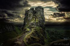 Faery Castle by Fre De on 500px