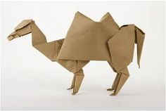 Resultado de imagen para DECORACION navidad origami