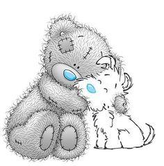 Tatty Teddy !!