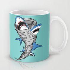 Shark Tornado Mug
