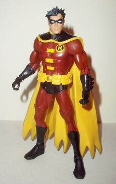 dc universe classics 6 inch ROBIN tim drake wave 3 solomon grundy fig mattel action figure for sale to buy