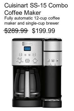 Coffee Maker Single Serve Combo : Pinterest The world s catalog of ideas